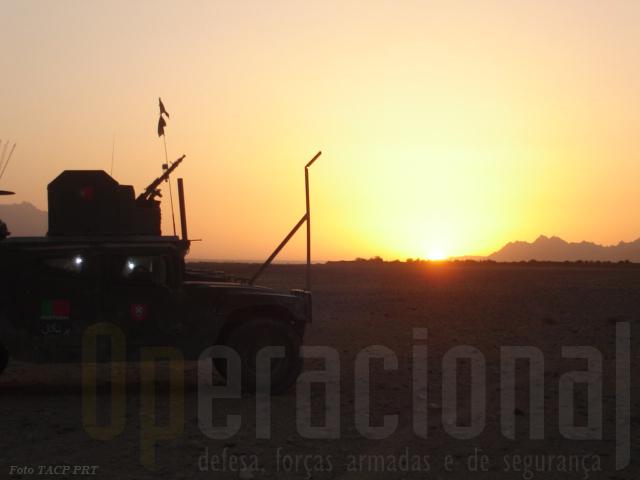 Não vale a pena iludir as palavras, Portugal no Afeganistão está a travar uma guerra