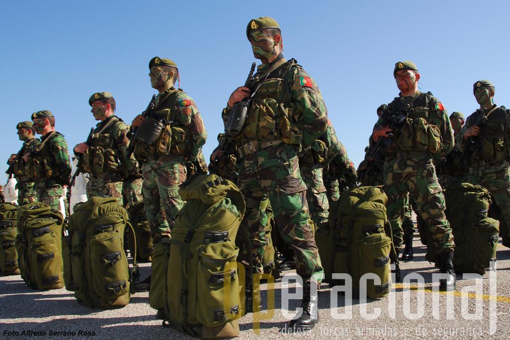 Elementos de operações especiais do Exército Português