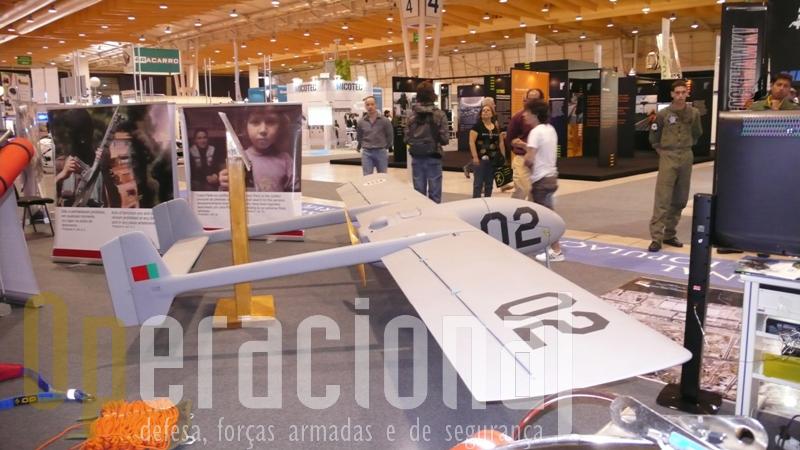 O ANTEX-M XO3 da Força Aérea