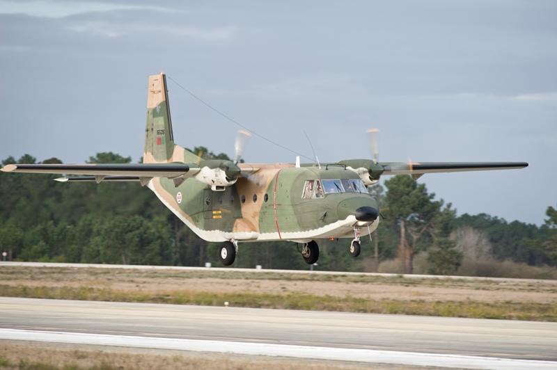 O C-212 AVIOCAR continua a prestar bons serviços e a ser empenhado em missões de treino operacional