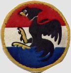 Distintivo para uso na «boina negra» da BRIGADA ESPECIAL NACIONAL. (Col. A. Carmo)