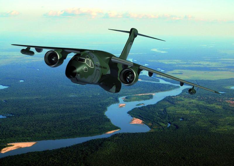 Embraer KC-390 (http://www.operacional.pt)