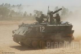 Além desta versão com o missil TOW a BrigMec também dispõe do M901 ITV (Improved TOW Vehicle)