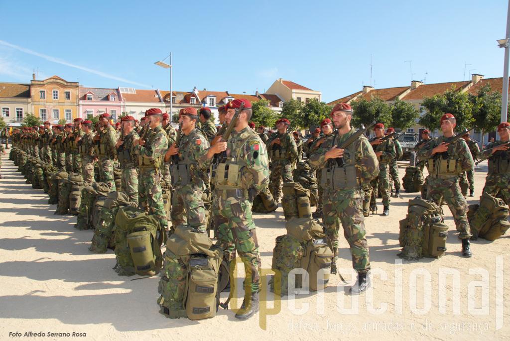 O Batalhão de Comandos está agora consolidado em termos organizacionais e sobre as suas companhias recaíu o maior número de missões cumpridas no Afeganistão por militares do Exército.