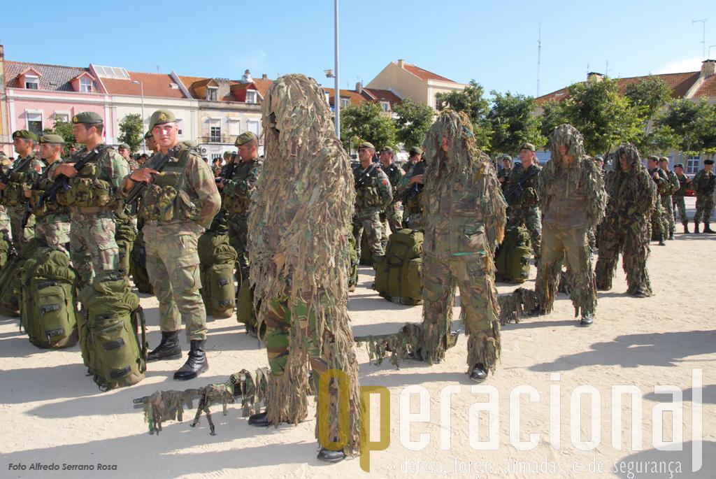 As Operações Especiais de Lamego, já estiveram presentes na generalidade dos teatros de operações exteriores e dispõem de capacidades únicas no seio do Exército.