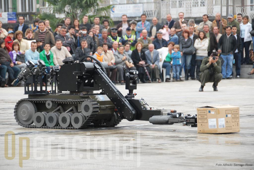 Aqui está uma das capacidades da engenharia militar que pode te utilização em proveito da segurança interna