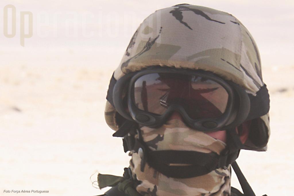 A capacidade expedicionária da Força Aérea ganhou maior autonomia com a criação da Unidade de Protecção da Força