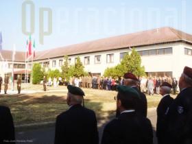 Cerimónia de Içar das Bandeiras Nacionais dos países membros da UEP
