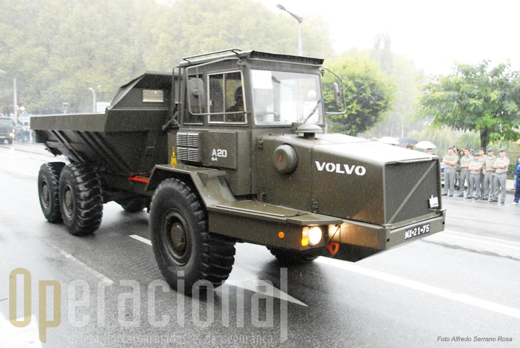 Dumper Volvo 861