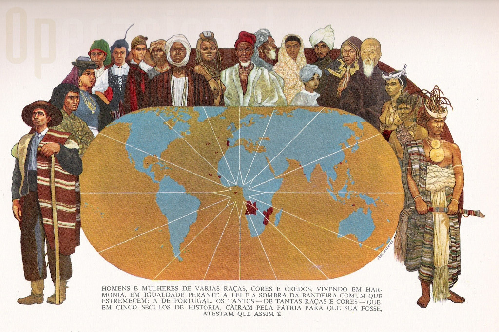 No Estado Novo a instituição militar desempenhava um papel relevante na ordem politica interna, na então Metrópole e Colónias