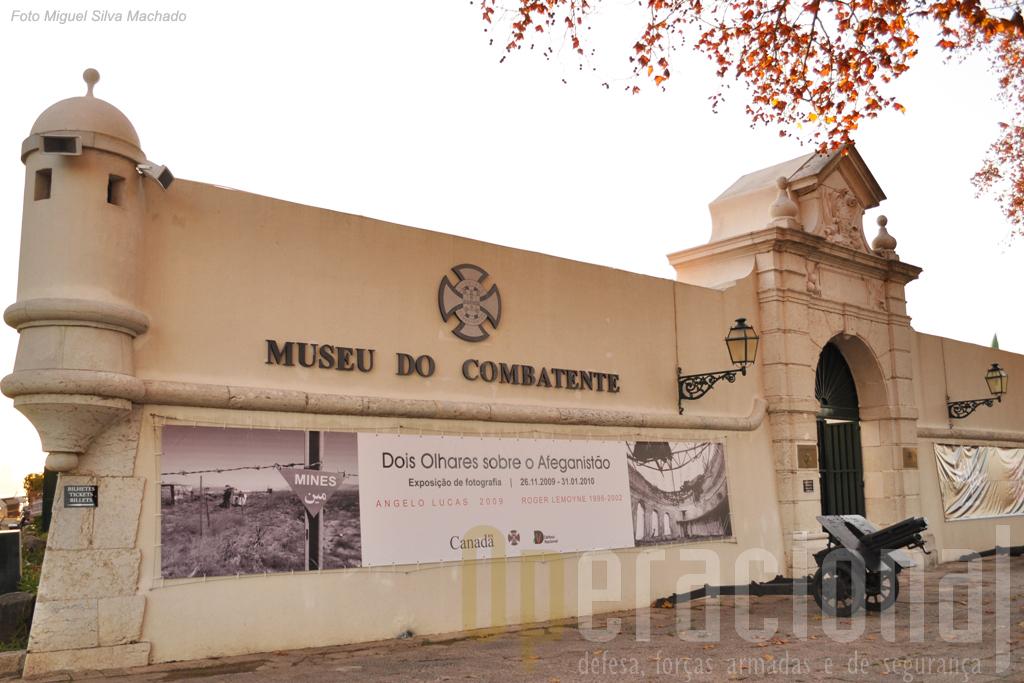 O Forte do Bom Sucesso em Belém (Lisboa) está entregue à Liga dos Combatentes