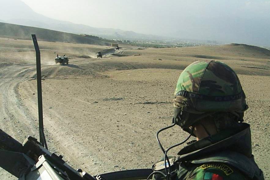 É necessário mostrar ao país o que estão os nossos militares a fazer no Afeganistão