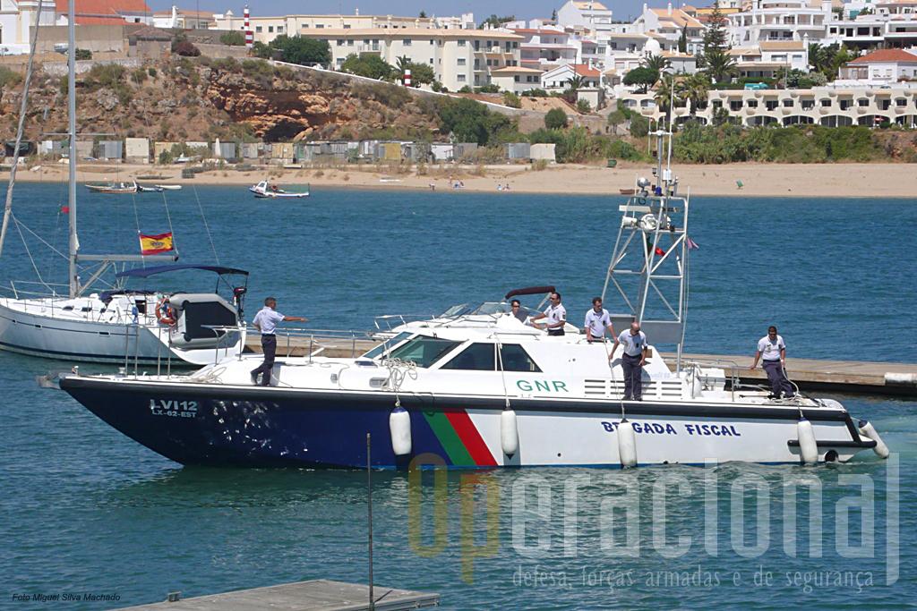As lanchas de vigilância e intervenção da Brigada Fiscal estão agora na Unidade de Controlo Costeiro