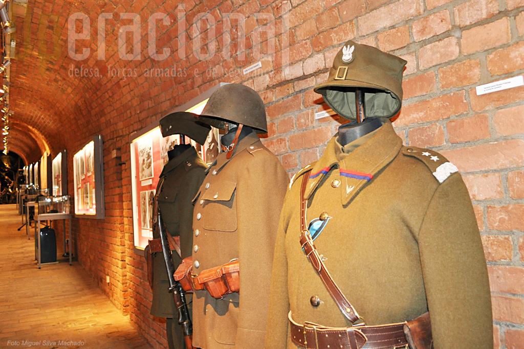 A campanha de 1939 e o Exército Polaco dessa época estão aqui bem documentados