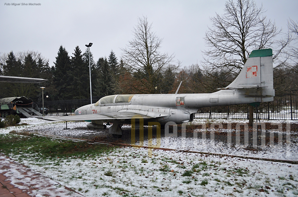 O jacto de instrução TS-11 Iskra foi totalmente concebdio e produzido na Polónia a parir de 1961.