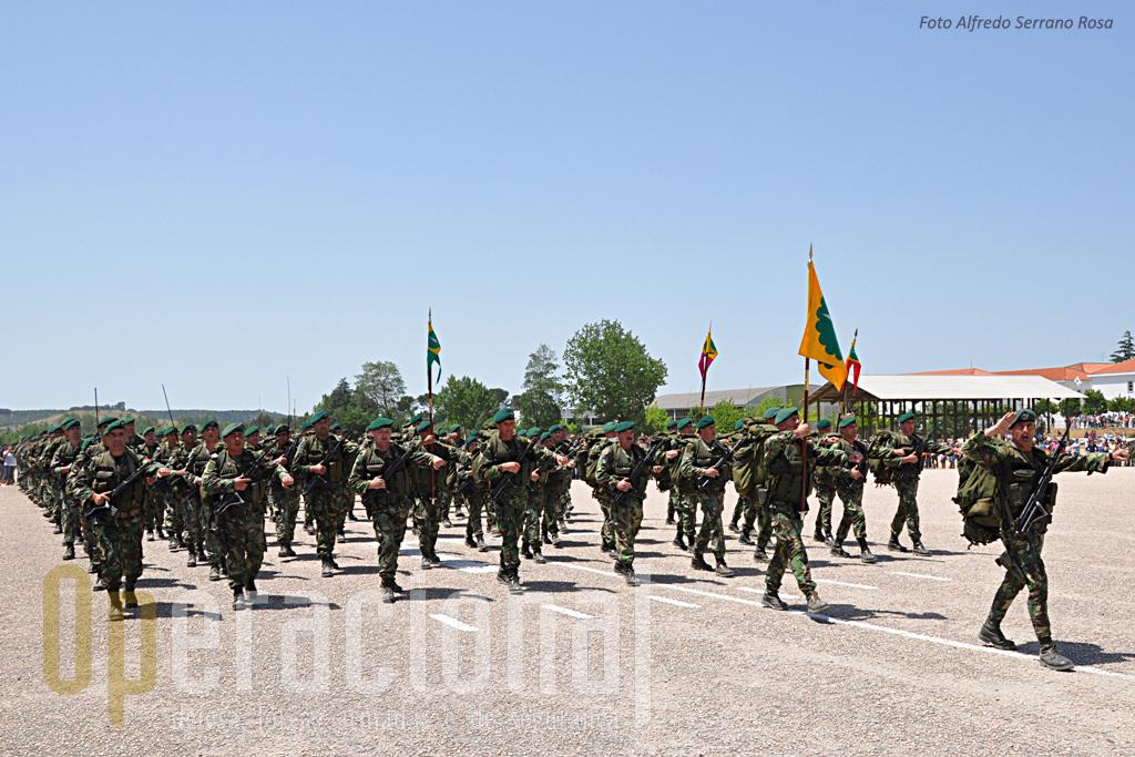 Dentro de escassos meses o 1º BIPara ruma ao Kosovo onde vai render o 2º BIPara