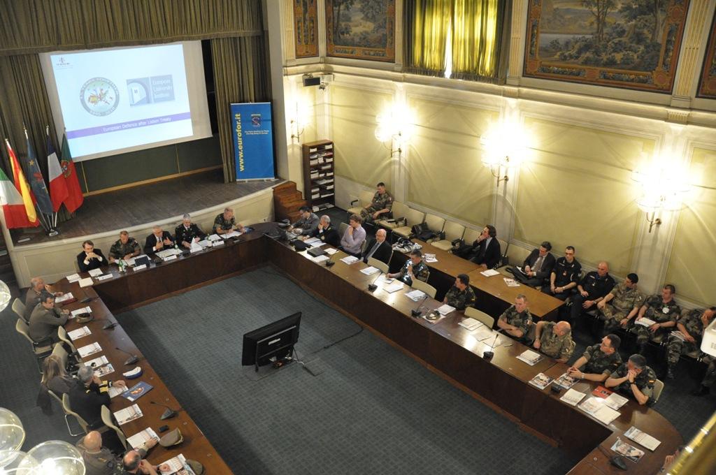 A sessão que teve lugar na Universidade