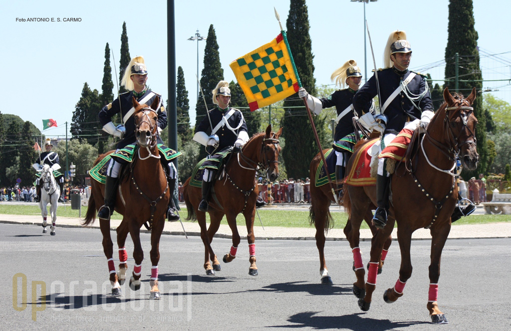 Desde 5 de Abril de 1922 que a GNR conta no seu seio com uma unidade de cavalaria organizada.