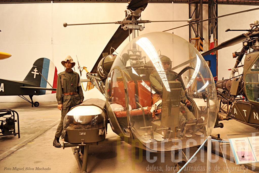 O Bell 47 G2 de fabrico US de que a ALAT recebeu 53 unidades, destinou-se a instrução e missões de evacuação sanitária, obervação e ligação. Foram substituidos pelos AL II mas ainda cumpriram missões na Argélia e nas expedições polares francesas (entre 1958 3 1963).