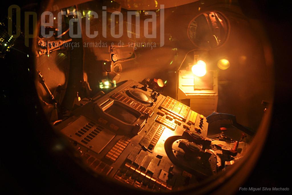 Módulo Soyouz T6 (URSS) que foi utlizada por 2 astronautas russos e um francês em 1982.