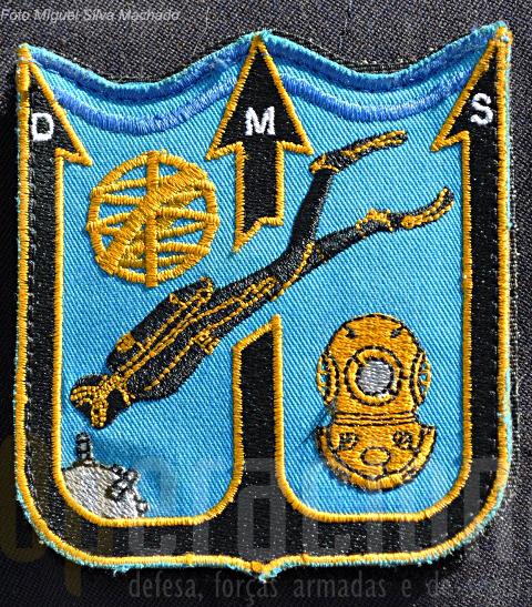 A Marinha Portuguesa dispõe de 3 Destacamentos de Mergulhadores Sapadores integrados na Esquadrilha de Submarinos
