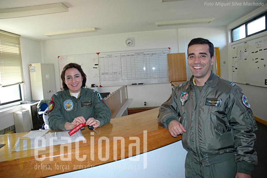 """Os C-295M dos """"Elefantes"""" são agora comandados pela Tenente-Coronel PILAV Diná Azevedo, que subtituiu o Tenente-Coronel PILAV Carlos Graça."""