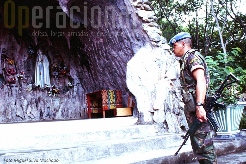 A presença da Igreja Católica de Timor-Leste revestia-se das mais diversas formas.
