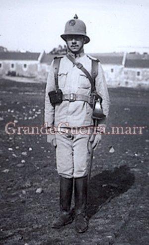 Soldado de Cavalaria (Fotografia colecção particular)