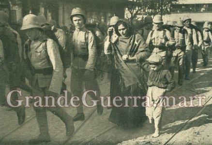 Soldados de Portugal a caminho de África (Colecção particular).
