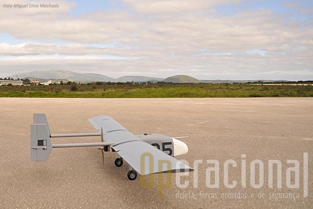 A Ota acolhe hoje maioria dos voos não tripulados experimentais que se fazem em Portugal.