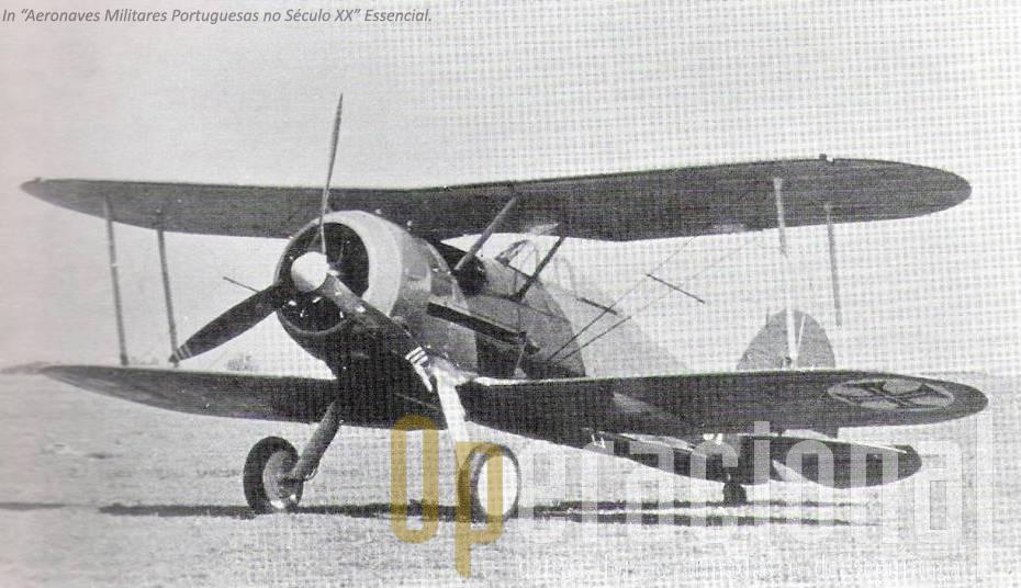 Gloster Gladiator versão MK II