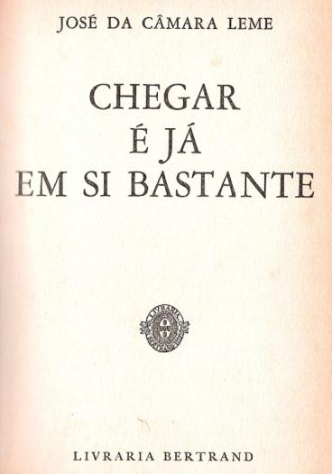 Em 1966 José da Câmara Leme publica este livro que mostra a Legião em combate na Argélia Francesa sob o ângulo do legionário (soldado).