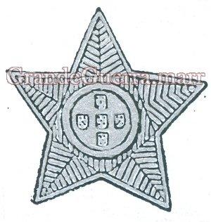 Estrela de prata