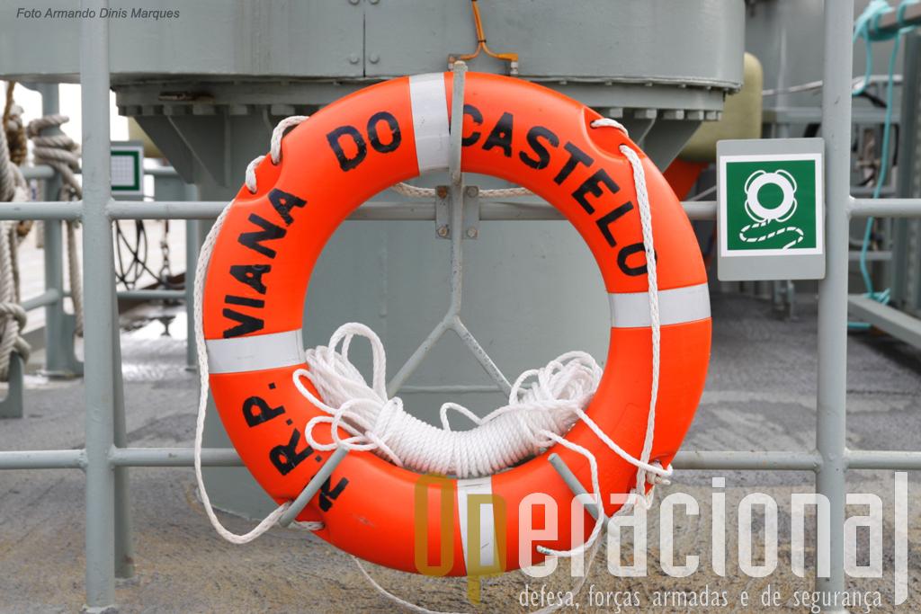 """Sendo o primerio da sua classe, o """"Viana do Castelo"""" vai permitir """"afinar"""" pessoas e equipamentos num novo tipo de navios, permitindo uma entrada ao serviço mais rápida para as próximas unidades."""