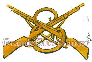 O emblema coloca-se nas duas platinas