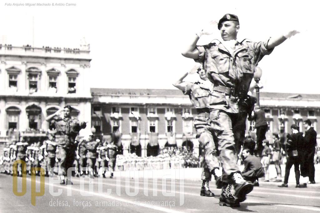 Os feitos em combate na defesa do Ultramar eram lembrados anualmente Cerimónia Militar do 10 de Junho em Lisboa.