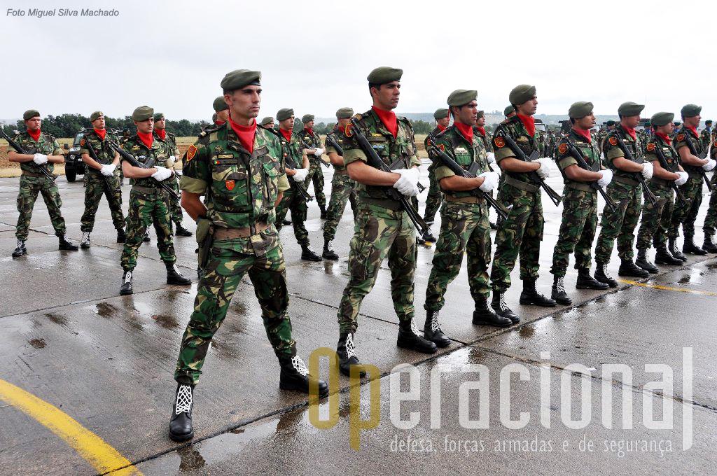 Companhia do Centro de Tropas de Operações Especiais de Lamego.