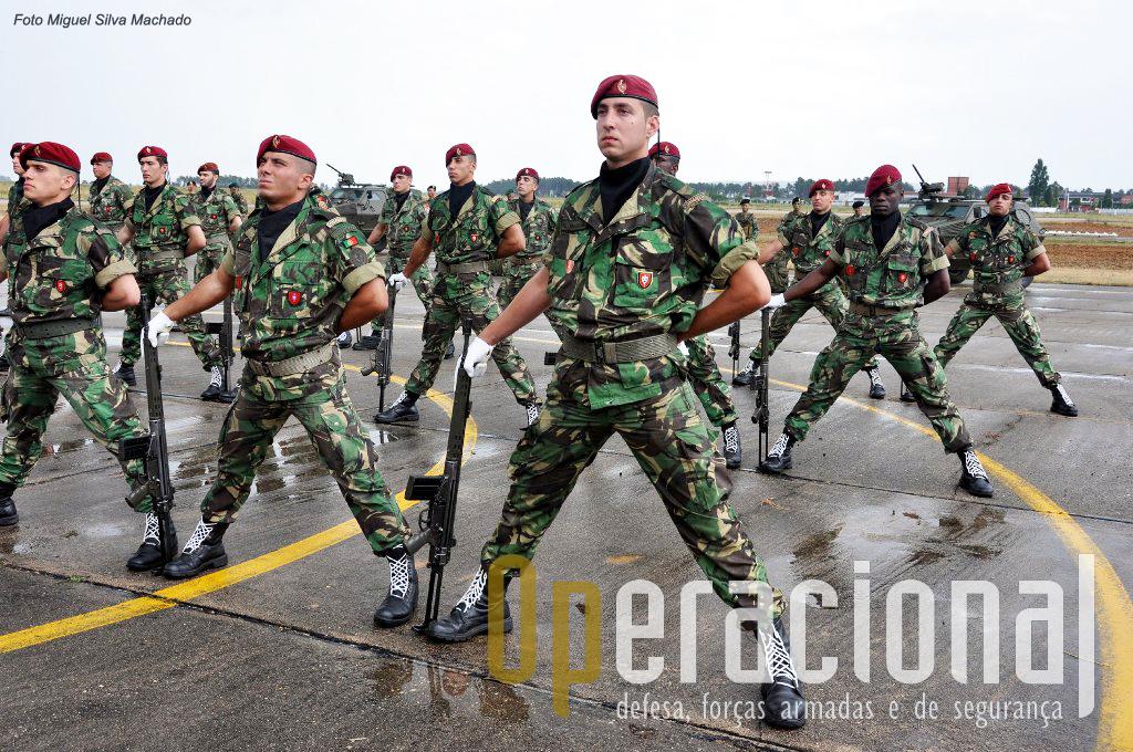 Companhia do Centro de Tropas Comando da Serra da Carregueira.