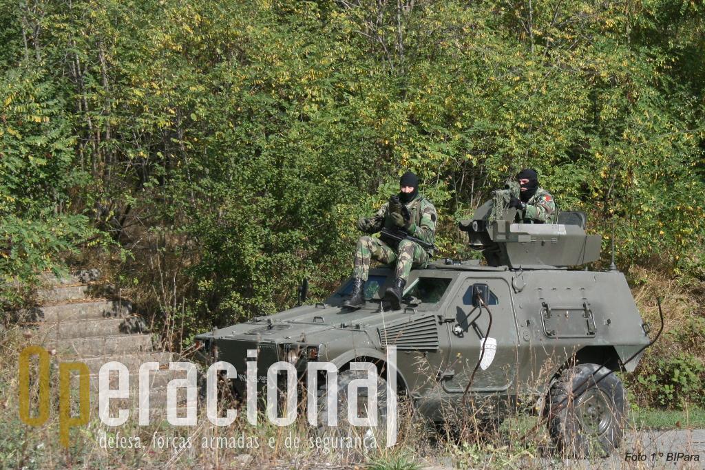 """Os """"snipers"""" do Centro de Tropas de Operações Especiais têm um papel importante no C-CRC."""