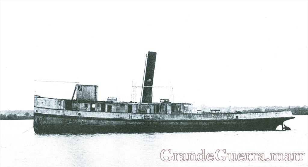 """O Transporte """"Pebane"""", ex-vapor alemão"""
