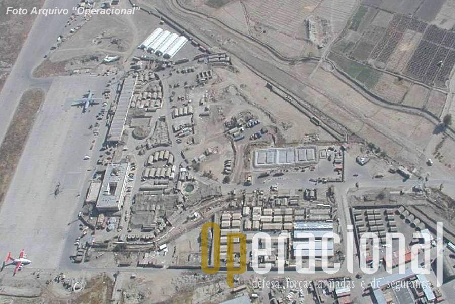 Aeroporto Internacional de Cabul / Kabul International Airport (KAIA), nova missão nesta infra-estrutura estratégica do Afeganistão, agora a segurança.