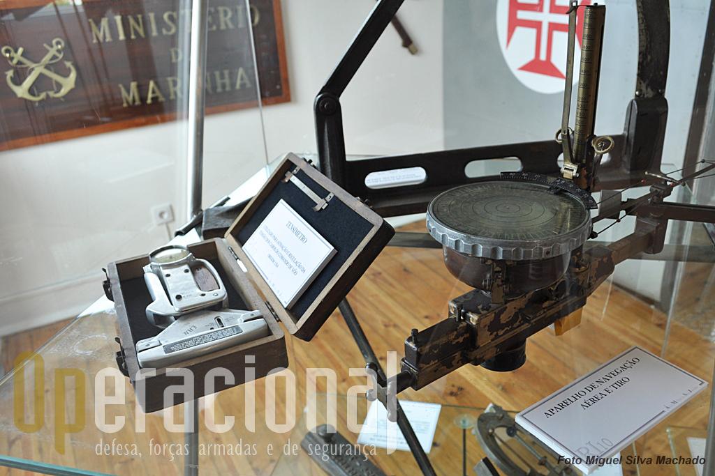 É sempre muito interessante ver de perto os equipamentos que os pioneiros da aviação usavam nas suas máquinas voadaoras.