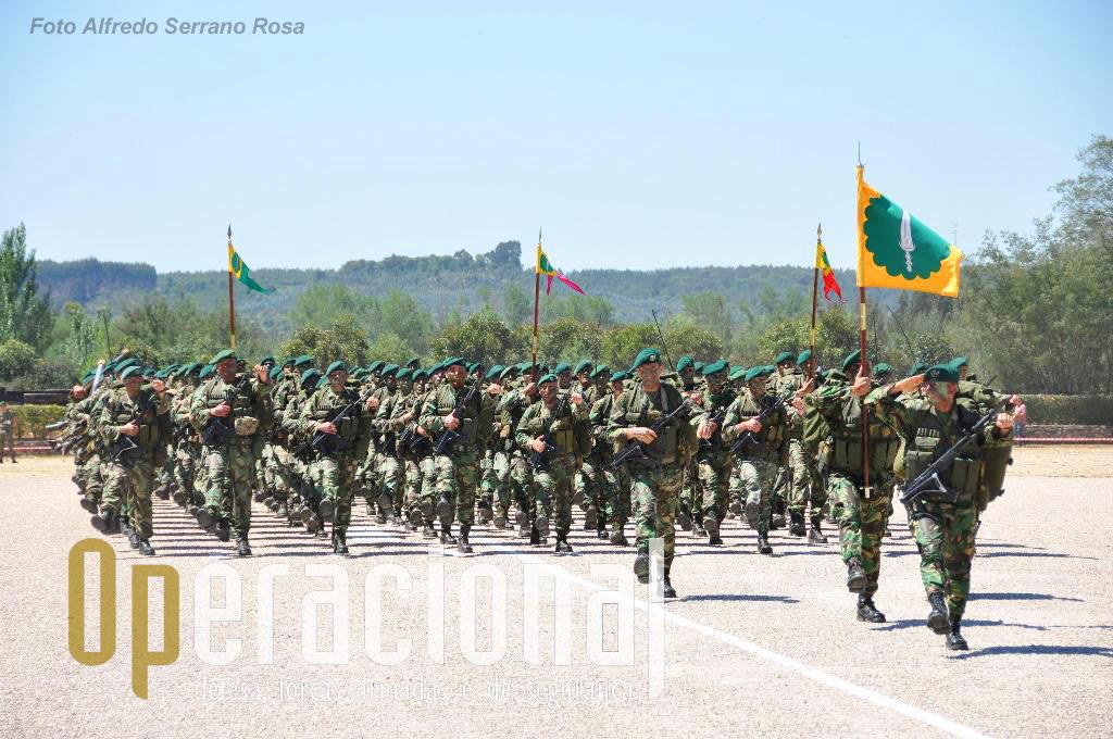 1.º Batalhão de Infantaria Pára-quedista do Regimento de Infantaria n.º 15 da Brigada de Reacção Rápida