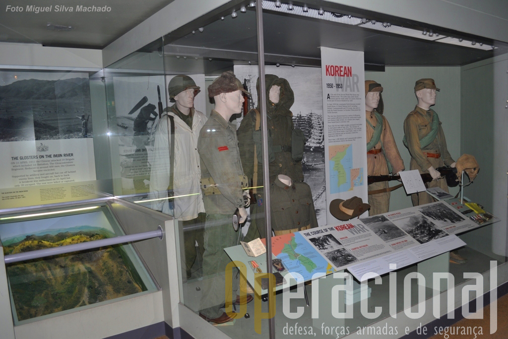 A Guerra da Coreia