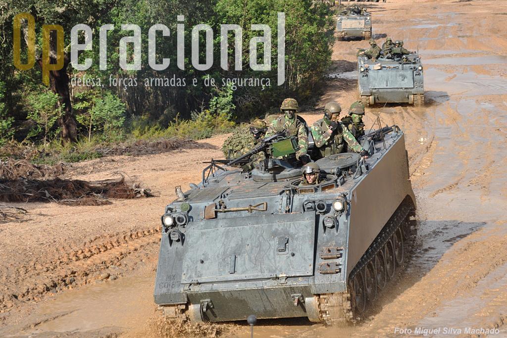 O planeamento militar deve ver para além da crise...