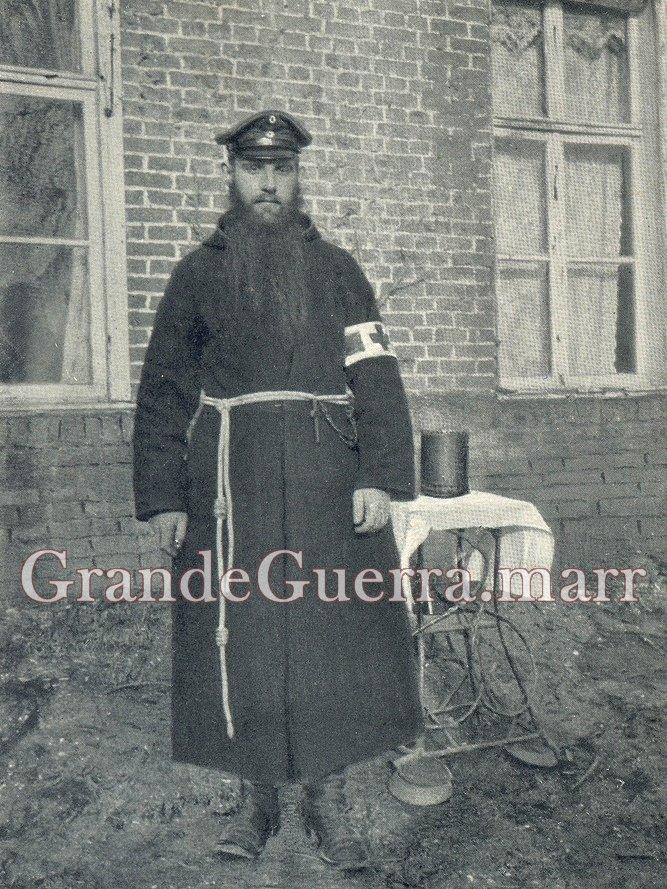 Capelão alemão. Colecção particular
