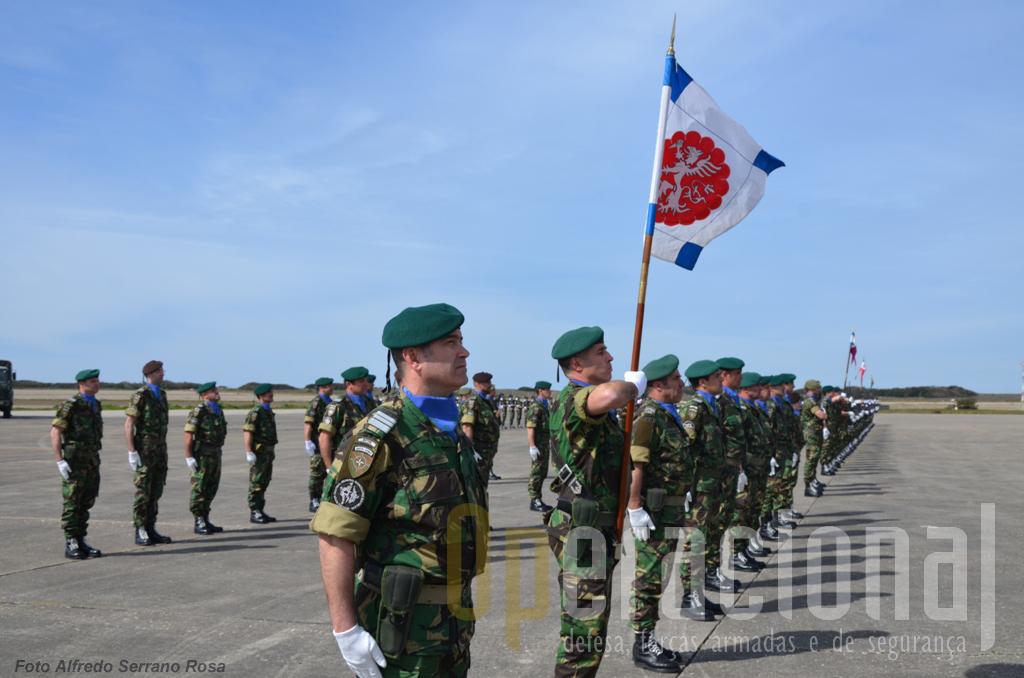 O 2BIPara vai voltar ao Kosovo onde já esteve em 2010, embora desta vez com efectivos mais reduzidos e integrando militares de outras unidades do Exército.
