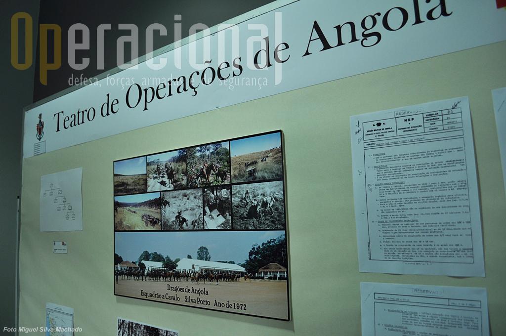 ...na qual se podem ver além de muitas fotografias, cópias de documentos oficiais sobre estas unidades...