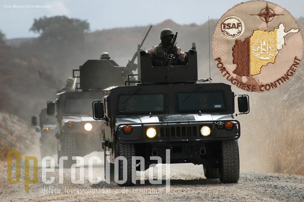 Mais um Contingente Nacional no Afeganistão terminou a sua missão. Em Portugal alguém sabe o que esteve lá a fazer?