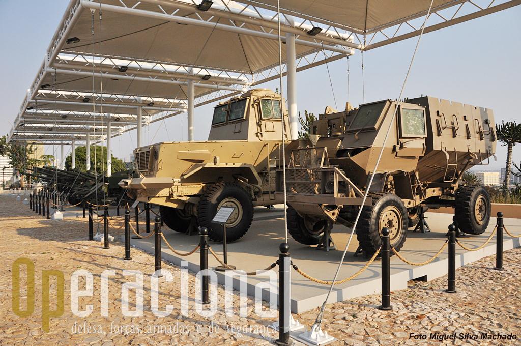 Mais veículos de origem sul-africana capturados em combate pelas FAPLA